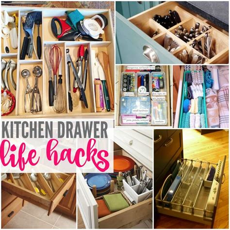 organize kitchen drawers 12 genius ways to organize your kitchen drawers