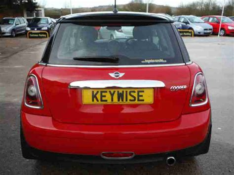 08 Mini Cooper For Sale Mini Cooper 1 6 120bhp 2008 08 With Only 49 900