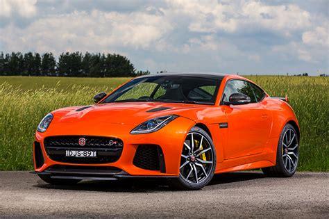 Image Jaguar 2016 F Type Svr Orange Cars Metallic
