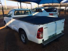Used Cars For Sale In Pretoria Zambezi Archive 2012 Toyota Hilux 2 5 D4d S Cab Bakkie For Sale