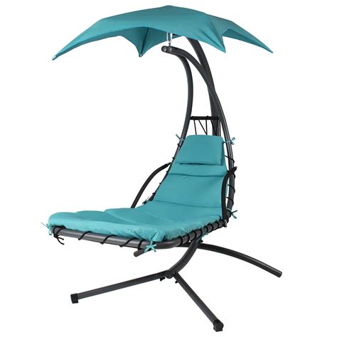 hanging chaise lounge chair best choice products hanging chaise lounger chair review