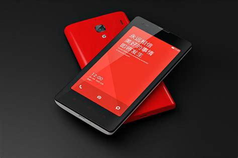 Hp Xiaomi Hongmi 1s xiaomi hongmi 1s smartphone mikeshouts
