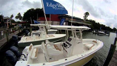 edgewater boats youtube edgewater 245 cc youtube