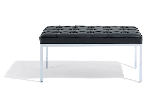 florence knoll bench florence knoll two seat bench hivemodern com