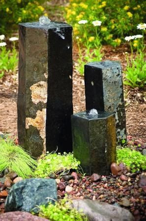 aquascape  semi polished pre drilled basalt stone