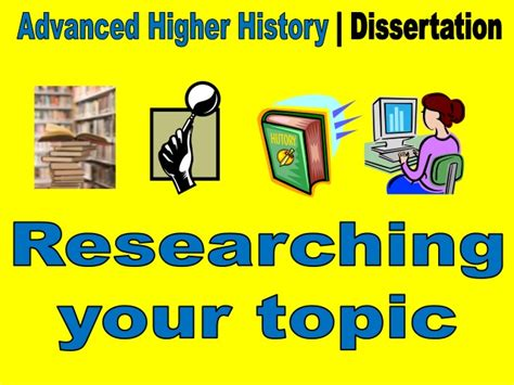history dissertation history dissertation topics 28 images advanced higher
