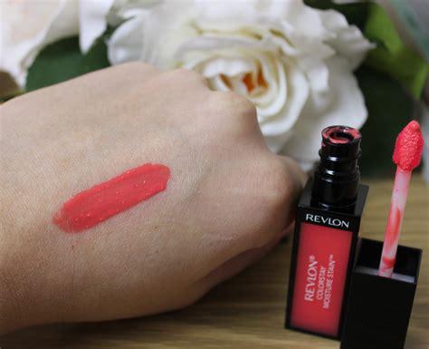 Lipstik Revlon Moisture Stain lipstick week revlon colorstay moisture stain cannes