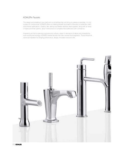 Kohler Plumbing Fixtures Kohler Faucets