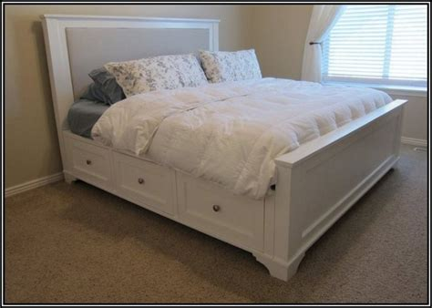 diy twin bed frame diy twin bed frame with storage ana white farmhouse