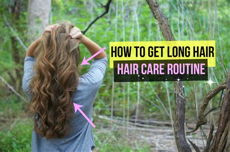 how to care for long hair my weekly hair care routine for my long hair beautyklove