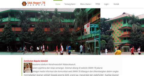 sekolah design di indonesia design terbaik website sekolah di indonesia tahun 2016