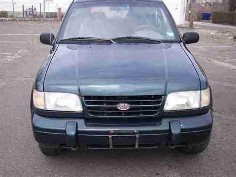 1997 Kia Sportage Mpg Find Used 1997 Kia Sportage Ex Sport Utility 4 Door 2 0l