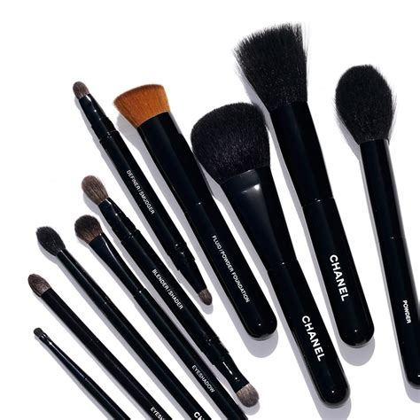 makeup brushes chanel makeup brushes new design the look book
