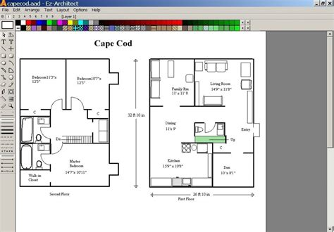 Home Design Layout Software by Home Floor Plan Software Free Lovely Floor Plan