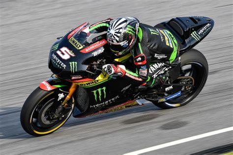 prossimi test motogp motogp zarco quot ai prossimi test con la m1 2016 quot moto
