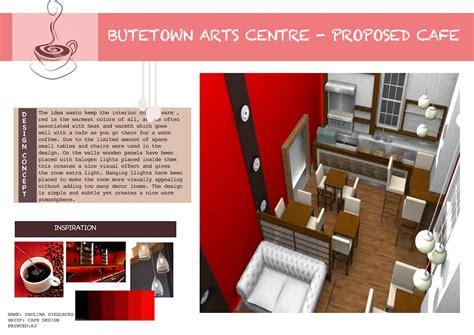cafe design brief interior design decor butetown cafe design