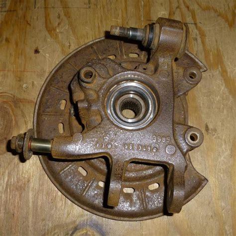 xc removing rear wheel hub  spindle hub bearing volvo forums volvo enthusiasts forum