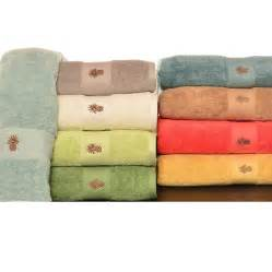 bahama bath towels bahama pineapple embroidered towel set from