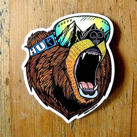 Snowboard Sticker vinyl sticker pack snowboard sticker adventure
