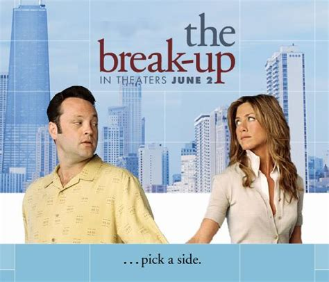 film break up real movie news the break up review