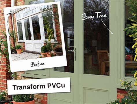 chalk paint upvc these guys claim you can paint pvc windows maybe