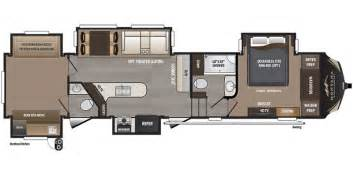 montana fifth wheel floor plans 2017 keystone montana high country fifth wheel