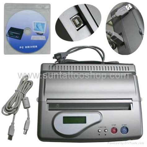 tattoo printer video stencil tattoo transfer machine paper maker usb copier