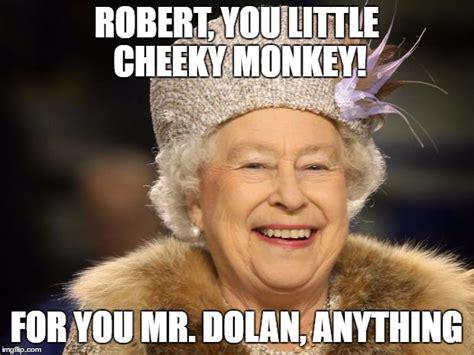 Cheeky Meme - queen elizabeth imgflip