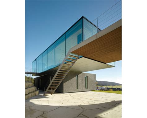 house roof structure design two contrasting cube modern house design innovation archinspire
