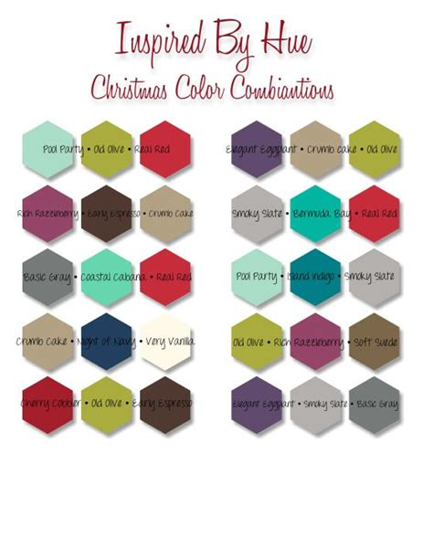 three color combination 25 best ideas about christmas colors on pinterest christmas coloring pages christmas