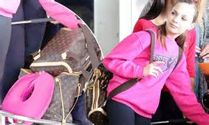 Promo Maddie Bag sia s 12 year mini me dancer maddie ziegler arrives in sydney with cast carrying