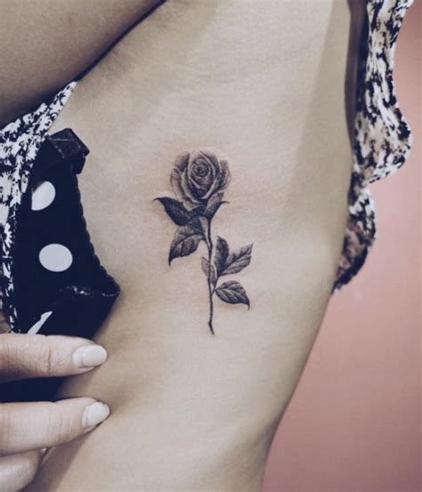 tattoo flower body 40 cute and tiny floral tattoos for women floral