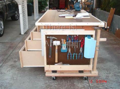 banco de carpinteria c 243 mo hacer un banco de trabajo bricolaje