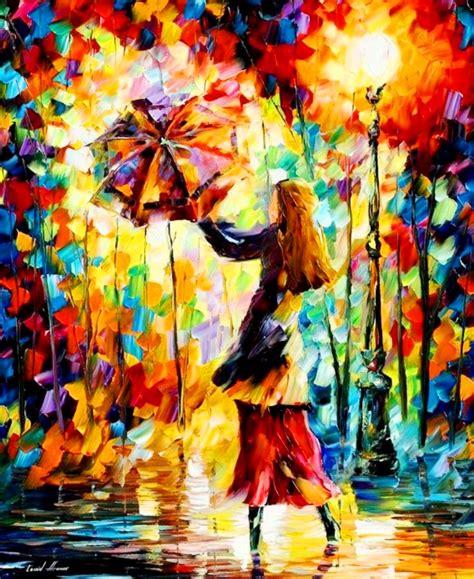 imagenes alegres de lluvia pintura moderna y fotograf 237 a art 237 stica cuadros 211 leo esp 193 tula