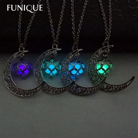 how to make glow in the jewelry moon glow necklace reviews shopping moon glow