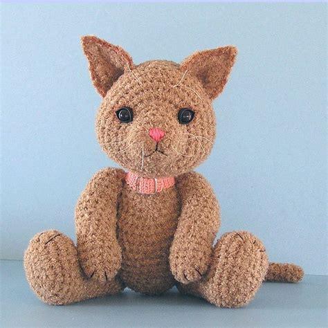 cat pattern pinterest free amigurumi kitty cat crochet pattern and tutorial by
