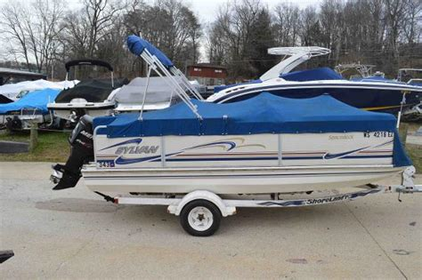 pontoon boats for sale by owner in virginia sylvan boats for sale in virginia