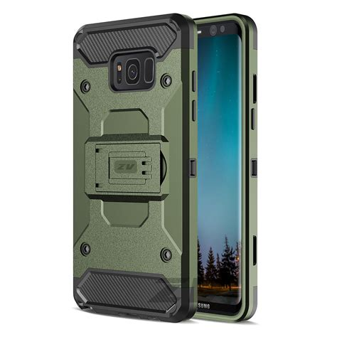 Beetle Samsung S8 S8 Plus Armor Back Casing Anti Sock for samsung galaxy s8 plus tough armor defender holster heavy duty cover ebay