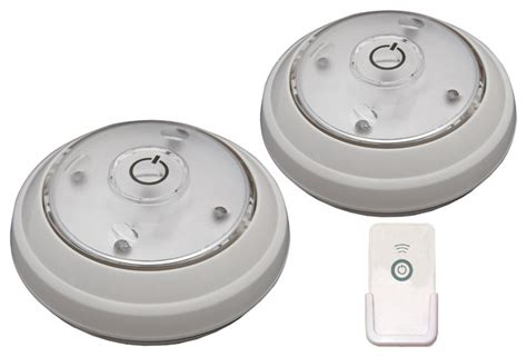 battery operated puck lights with remote led battery operated puck light with remote set