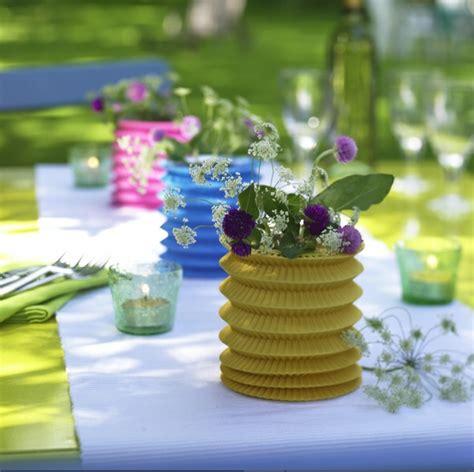 Sommerliche Tischdeko by Sommerliche Tischdeko 39 Coole Ideen Archzine Net