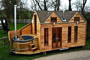 tiny house with porch tiny house with hot tub tiny house with side porch tiny