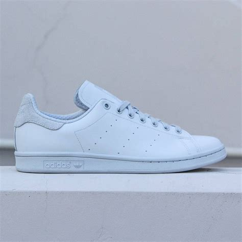Adidas Smith Blue adidas stan smith adicolor blue halo blue