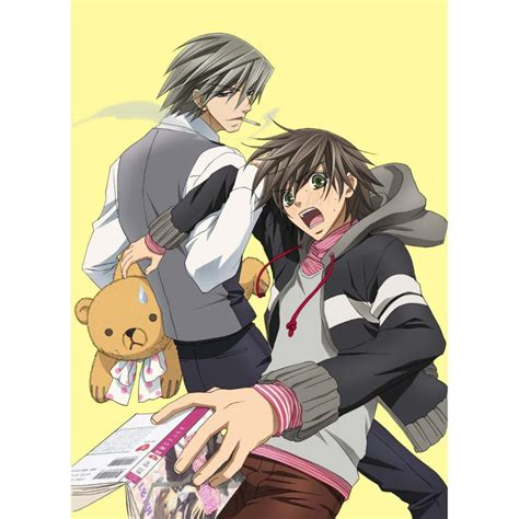 junjou romã ntica roleplaying with my otaku best friends junjou