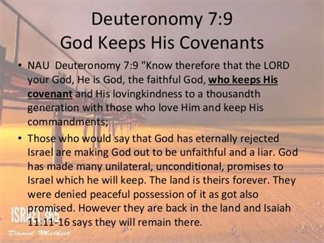 inheritance clinging to god s promises in the midst of tragedy books deuteronomy 7 god chose israel racism israel was and is