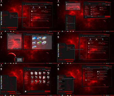 theme line windows windows 7 theme red line glass by tono3022 on deviantart