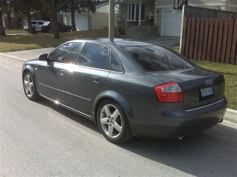 2003 Audi A4 by A4ruusk 2003 Audi A4 Specs Photos Modification Info At