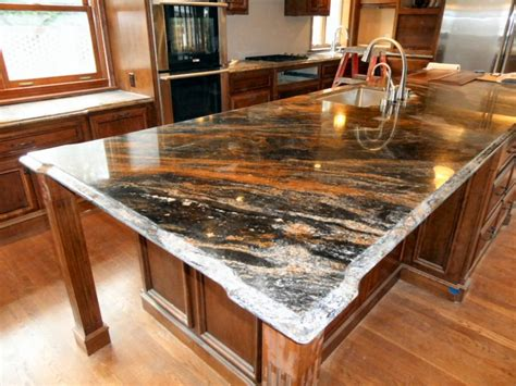 Island Countertop by Granite Kitchen Island Pictures And Ideas