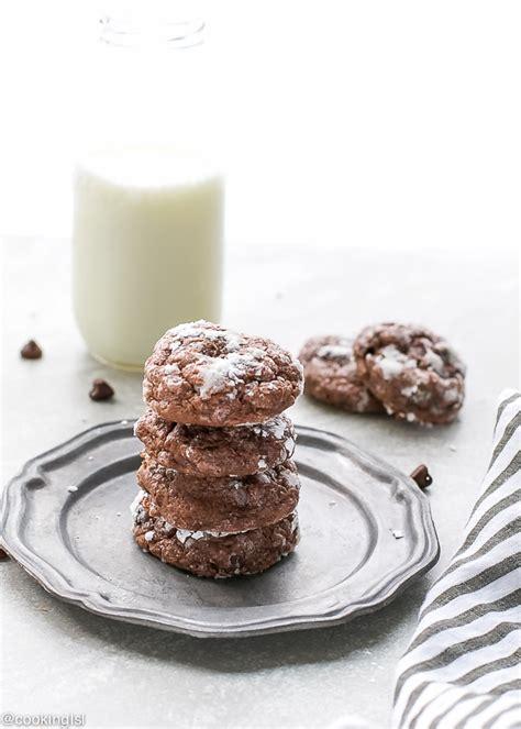 The Fudgy Brownies Cheese fudgy brownie cheese cookies recipe cooking lsl