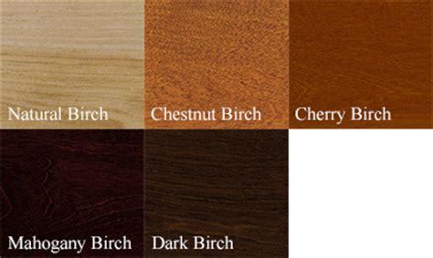birch color birch rustic plank table top