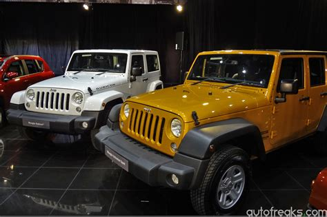 cheapest jeep wrangler model welcome back jeep now with 4 new models lowyat net cars